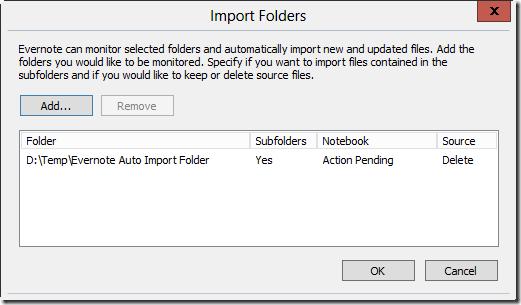 import folders